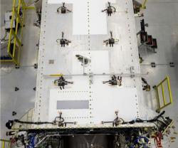 Second Lockheed Martin GPS III Satellite in Full Production