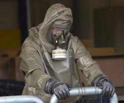 Last Libyan Chemical Weapons Destroyed in Germany