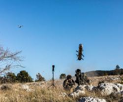 MBDA Demos First MMP Firing with Target Designation Made by Novadem Drone