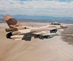 Morocco to Upgrade 23 F 16 Aircraft to F 16V Configuration