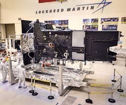 Most Advanced SBIRS Missile Warning Satellite Ready for 2021 Launch