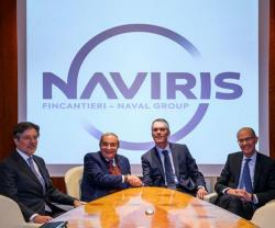 NAVIRIS (Fincantieri-Naval Group JV) Now Fully Operational