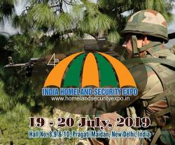 New Delhi to Host India Homeland Security Expo 2019