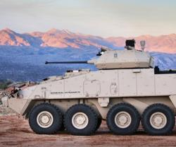 Orbital ATK Demos MK44 Chain Gun in Two Configurations