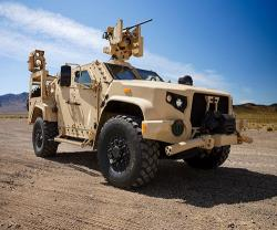 Oshkosh Defense Exhibits its Expanded Portfolio at AUSA 2021