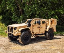 Oshkosh Defense Wins Order for Joint Light Tactical Vehicles