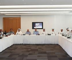 IDEX/NAVDEX 2017 Higher Committee Holds First Meeting