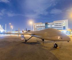 King Abdulaziz City for Science & Technology Unveils Saqr 1 UAV