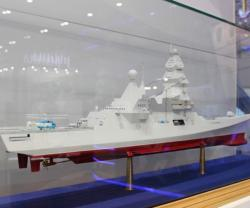 Russia Developing Lider-Class Nuclear Missile Destroyer
