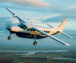Textron Aviation Enhances Cessna Caravan Platform