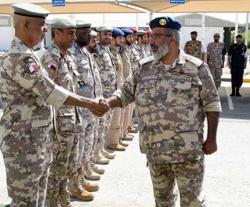 Qatar's Armed Forces Start Citadel 3 Exercise
