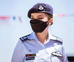 Princess Salma Opens Military Women's Training Center in Jordan