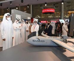 Qatar's Amir Visits Milipol Qatar 2021