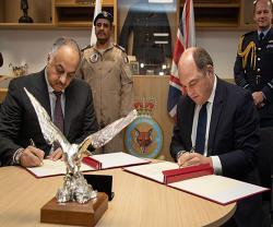 Qatar Emiri, UK Royal Air Forces Expand Defence Partnership