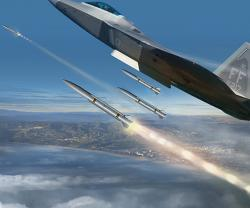Raytheon Developing Peregrine Advanced Air-to-Air Missile