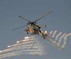 Royal Air Force of Oman Carries Out Helicopters Exercise