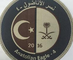 Royal Saudi Air Force Participates at Anatolian Eagle Exercise