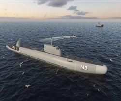 Rubin Launches Export Version of Sentry Submersible Patrol Ship