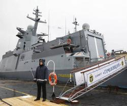 Russia's Latest Corvette Test-Fires Cruise Missiles in Sea Trials