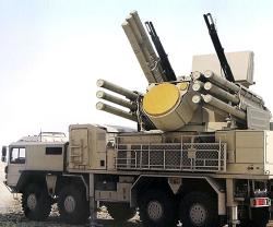 Russia to Modernize Pantsir Missile Systems for UAE