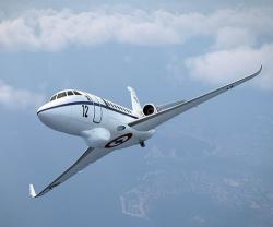 Safran to Supply Optronic Systems for French Navy's Falcon Triton & Albatros Aircraft