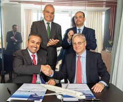 Saudi Arabian Airlines to Boost A320neo Family Fleet Up to 100