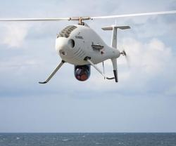 CAMCOPTER® S-100 Completes Qualification Flights for French Navy
