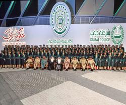 Sheikh Hamdan Honors 27th Batch of Dubai Police Academy Cadets