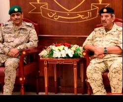 Peninsula Shield Joint Force Commander Visits Bahrain