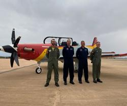 Spanish Air Force Receives its First PC-21