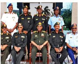 Sudan Announces Changes in Army's Leadership