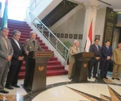 Iran, Syria Sign New Defense Cooperation Agreement