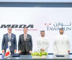 Tawazun, MBDA to Cooperate on SmartGlider Development