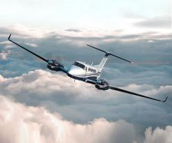 Textron Aviation Unveils Next Generation Beechcraft King Air 360