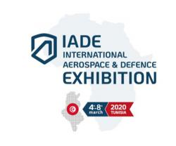 Tunisia to Host International Aerospace & Defence Exhibition (IADE 2020)