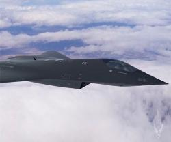 U.S. Air Force Secretly Built and Flew New Fighter Jet