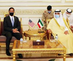 U.S. Secretary of Defense Concludes Visits to Five Arab States