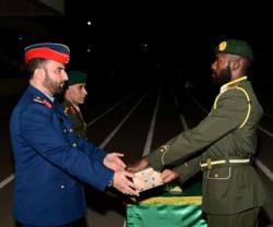 UAE Forces Celebrate Graduation of 11th Batch of National Service Recruits