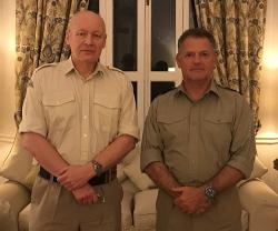 UK Military Delegation Concludes Three-Day Visit to Egypt