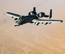 USAF Selects Boeing for A-10 Thunderbolt II Re-Winging Contract