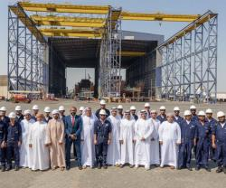 Abu Dhabi Ship Building Launches Emirati Trainee Program