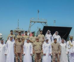 ADSB Launches 2nd Landing Craft to Kuwait Ministry of Defense