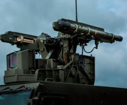 MBDA Deutschland, Rheinmetall Display New Air Defense System at ILA 2016