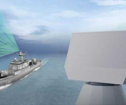 Airbus Defense & Space's TRS-4D Radars Equip LCS Ship