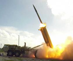 THAAD Deployment Halts South Korea-China Defense Talks