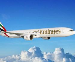 Emirates H1 Profits Dip 64% to $364 Million