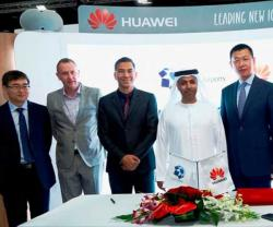 Dubai Airports, Huawei to Build Modular Data Center