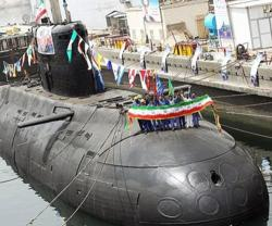 Iranian Navy to Launch New Submarine and Destroyer