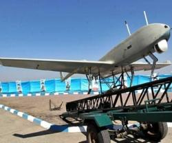 Iran Unveils New Drone with Jamming Capability