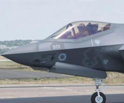 Israel Completes Acquisition of 17 More F-35 Stealth Jets
